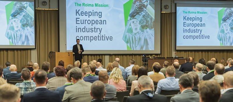 photo of Roima's Harri Heikkinen
