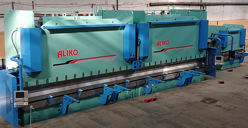 Aliko machine